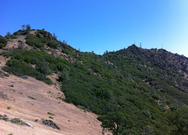 Mount Diablo Four Peaks Hike10