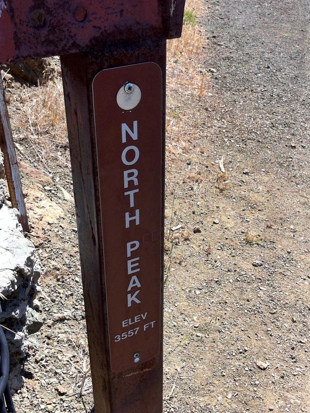 Mount Diablo Four Peaks Hike11