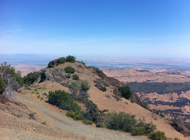 Mount Diablo Four Peaks Hike12