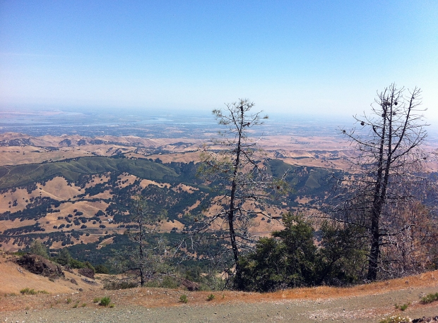 Mount Diablo Four Peaks Hike13