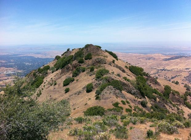 Mount Diablo Four Peaks Hike14