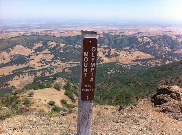 Mount Diablo Four Peaks Hike15