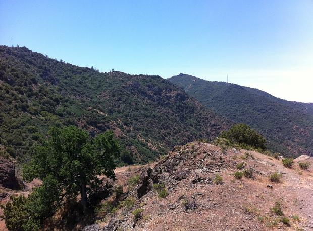 Mount Diablo Four Peaks Hike16
