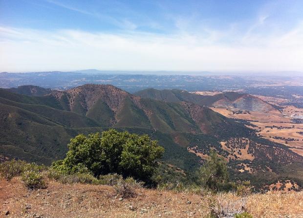Mount Diablo Four Peaks Hike17