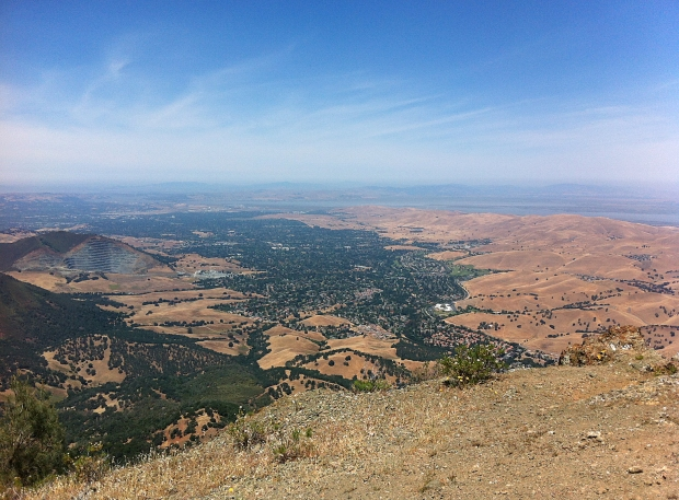 Mount Diablo Four Peaks Hike18