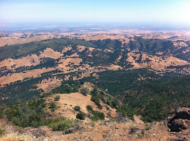 Mount Diablo Four Peaks Hike19