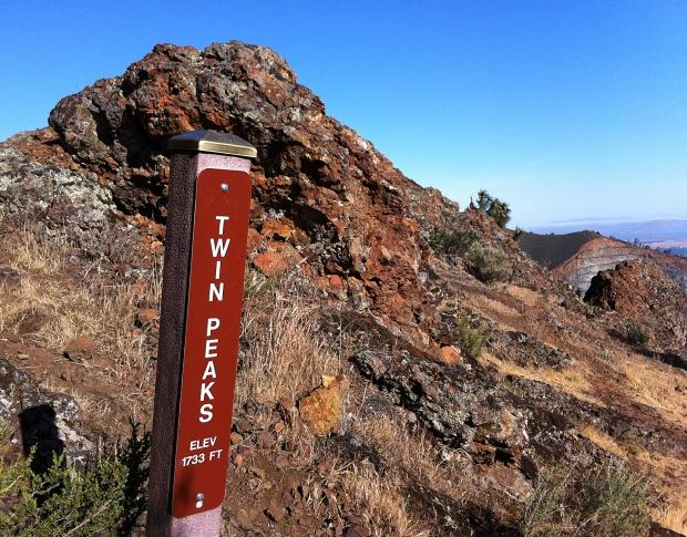 Mount Diablo Four Peaks Hike2