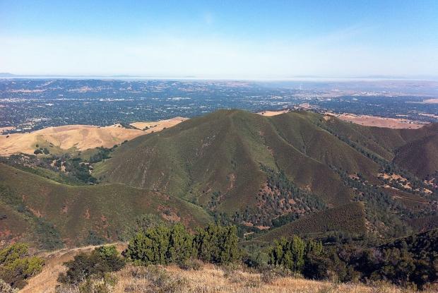 Mount Diablo Four Peaks Hike4