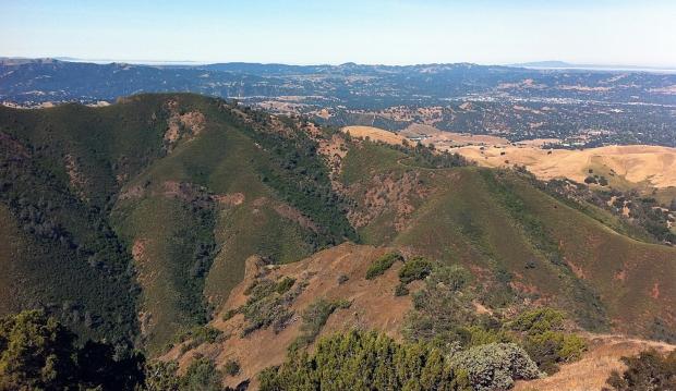 Mount Diablo Four Peaks Hike5