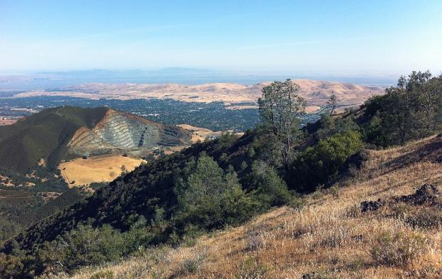 Mount Diablo Four Peaks Hike6