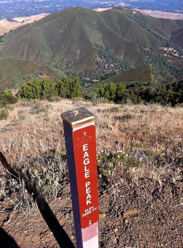 Mount Diablo Four Peaks Hike7