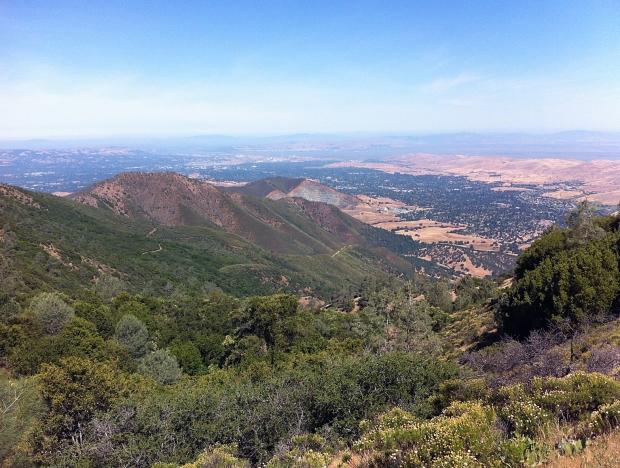 Mount Diablo Four Peaks Hike9