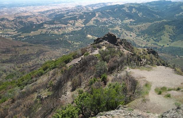 mount diablo summit hike26