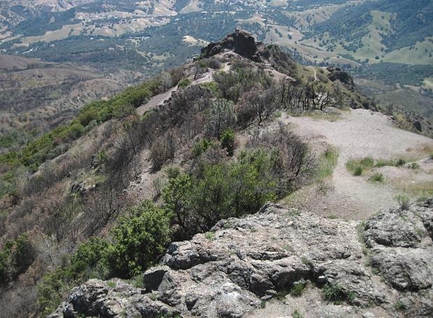 mount diablo summit hike27