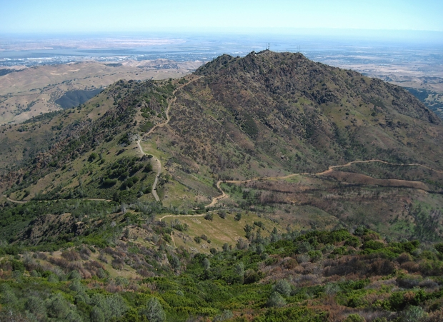 mount diablo summit hike29