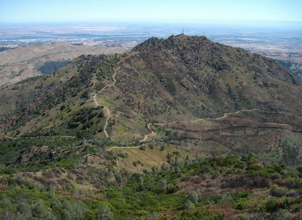 mount diablo summit hike29