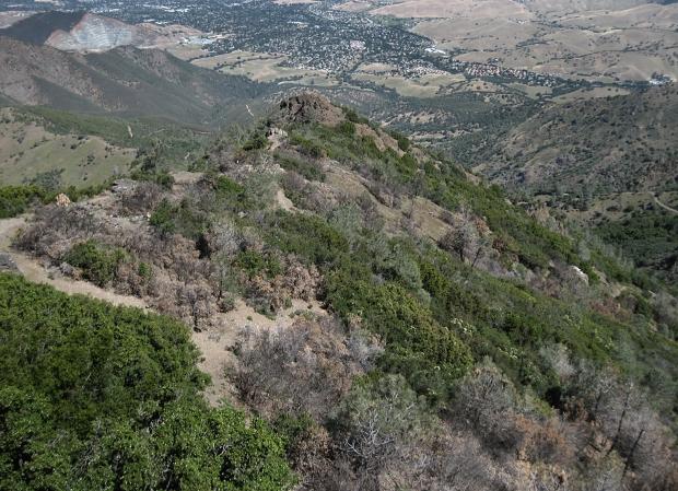 mount diablo summit hike5