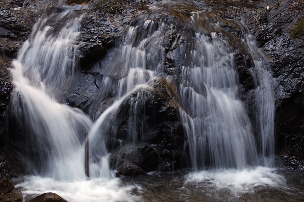 uvas canyon waterfall loop10