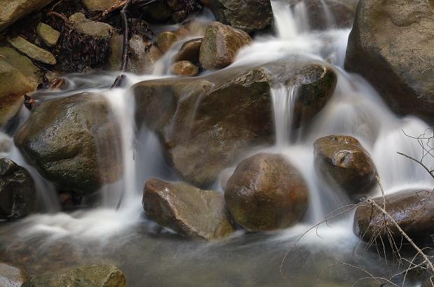 uvas canyon waterfall loop29
