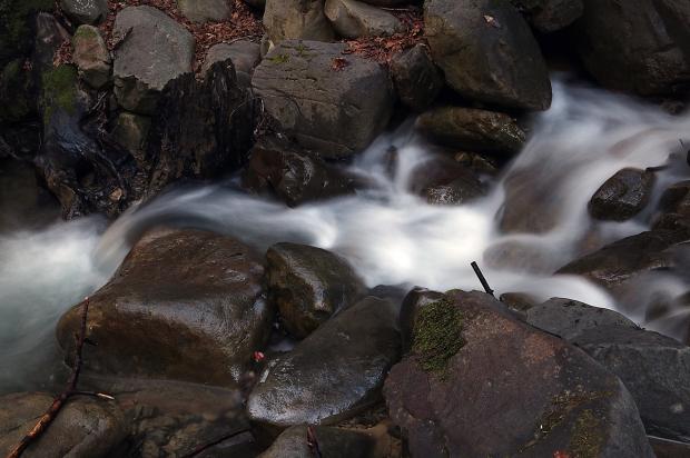 uvas canyon waterfall loop36