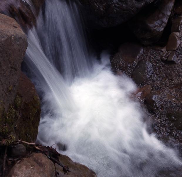 uvas canyon waterfall loop37
