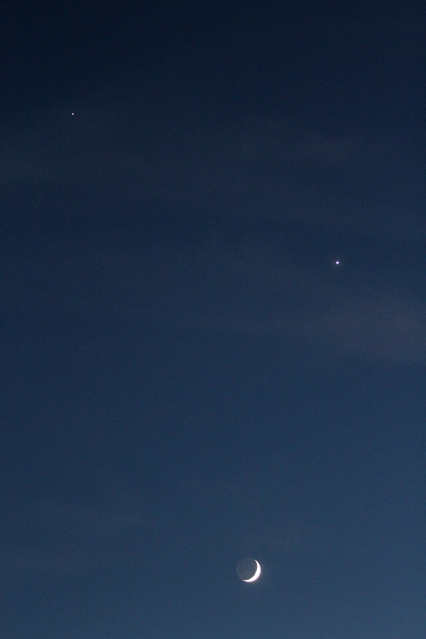 Planetary Conjunction1 June 2015