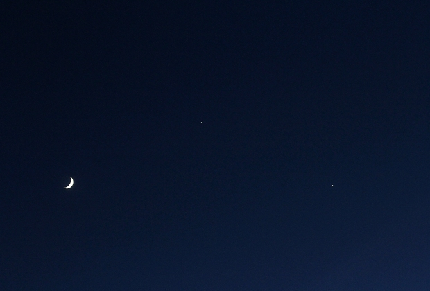 Planetary Conjunction2 June 2015