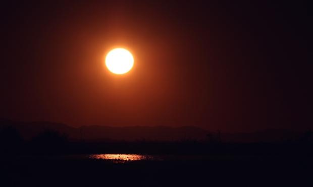 Isenberg Sunset1 November 2015