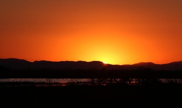 Isenberg Sunset6 November 2015