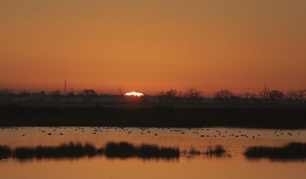 Isenberg Sunrise27 December 2105