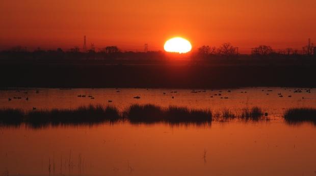 Isenberg Sunrise7 December 2105